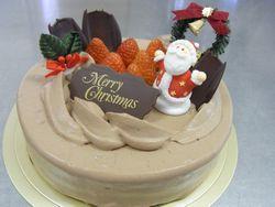 生チョコクリスマスニュー